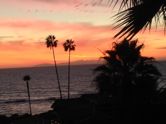 Laguna Beach Sunrise