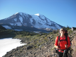 26-Mile hike on Mt. Adams