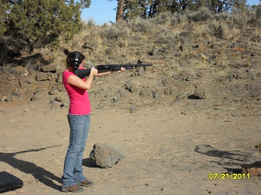Did I mention I can shoot a gun?